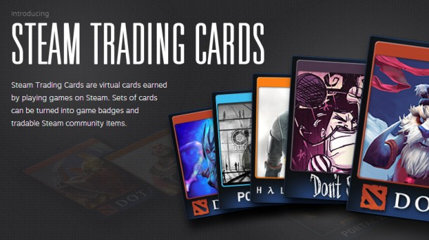 Steam Trading Cards leaving Beta on June 26th