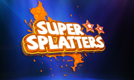 Super Splatters coming to Steam on June 26th