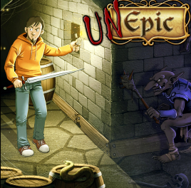 UnEpic now available on Steam