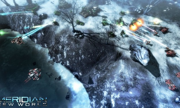 Elder Games announces Meridian: New World