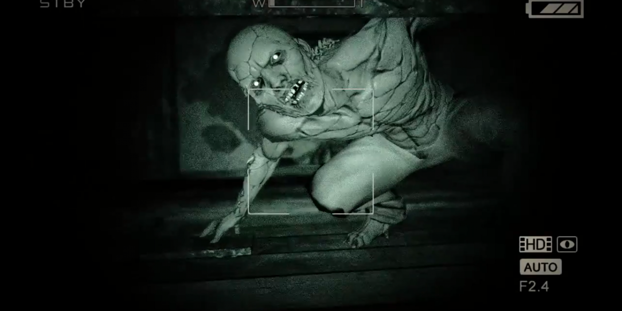 Outlast now live on Steam