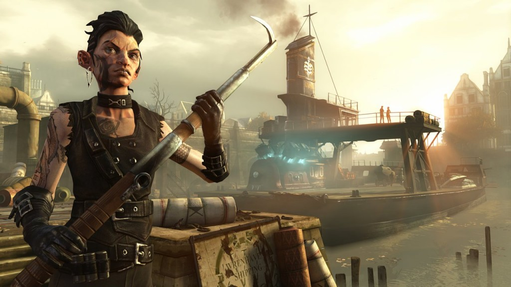 Dishonored: The Brigmore Witches DLC announced, coming on August 13th