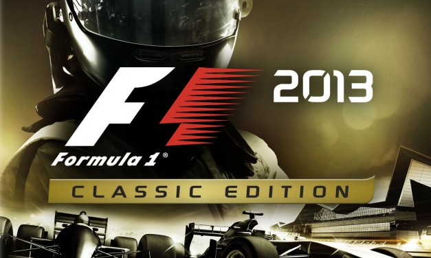 Codemasters unveils F1 2013