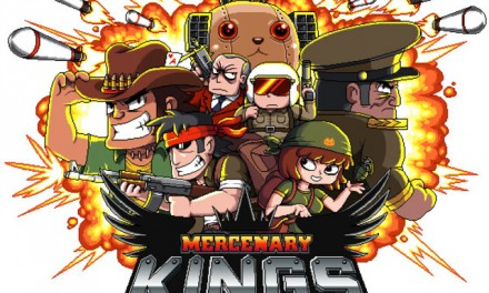 Mercenary Kings now available via Steam Early Access