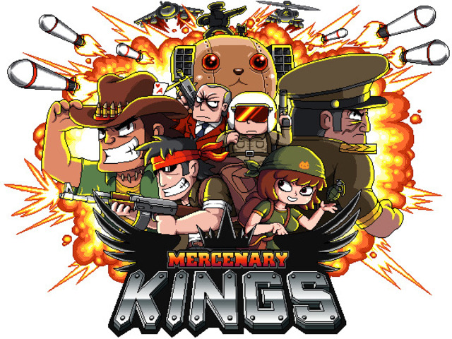 Mercenary Kings early access coming on July 22nd