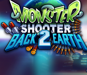 Monster Shooter 2: Back to Earth officially announced