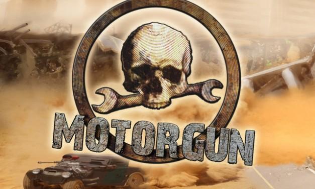 Twisted Metal And Interstate '76 Devs unveil MotorGun, launch Kickstarter