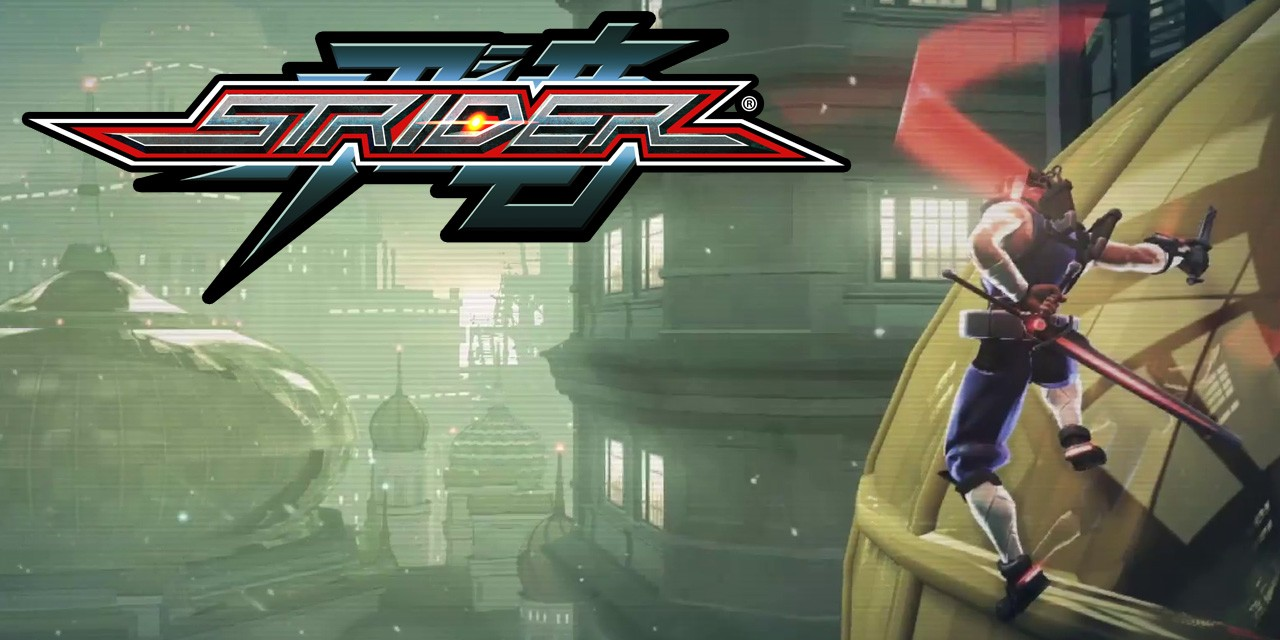 Capcom announces Strider