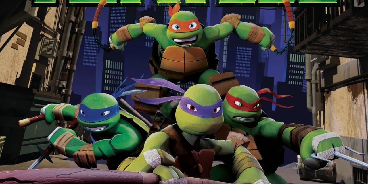 Teenage Mutant Ninja Turtles video game coming this October