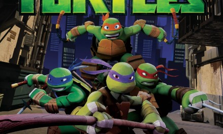 Teenage Mutant Ninja Turtles video game coming this October