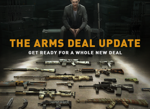 CS: GO launches Arms deal update