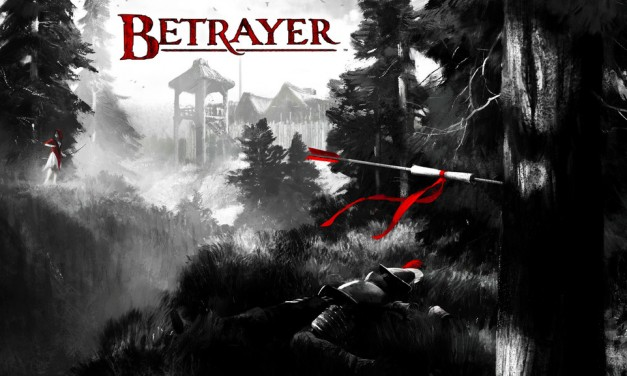 Blackpowder Games announces Betrayer