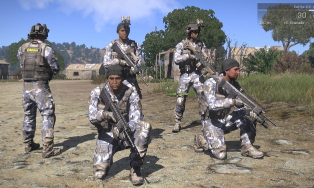 Arma 3 releases on September 12