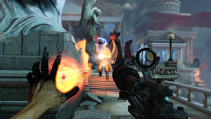 BioShock Infinite Clash in the Clouds DLC released; future plans revealed