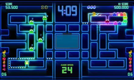 Pac-Man Championship DX+ hitting Steam on September 25th