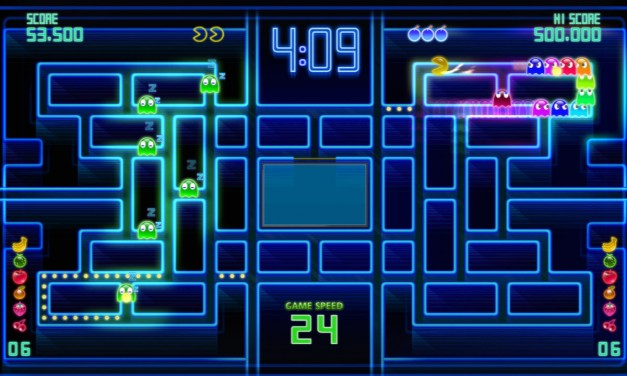 Pac-Man Championship DX+ hitting Steam on September 25th