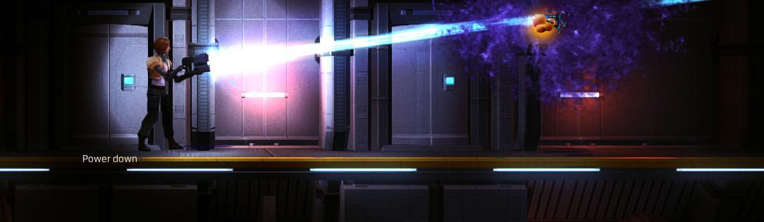 Interwave's Dark Matter to hit Steam in mid-October