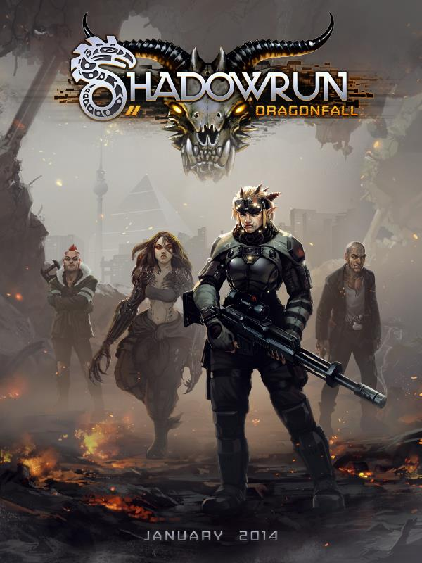 Shadowrun: Dragonfall announced