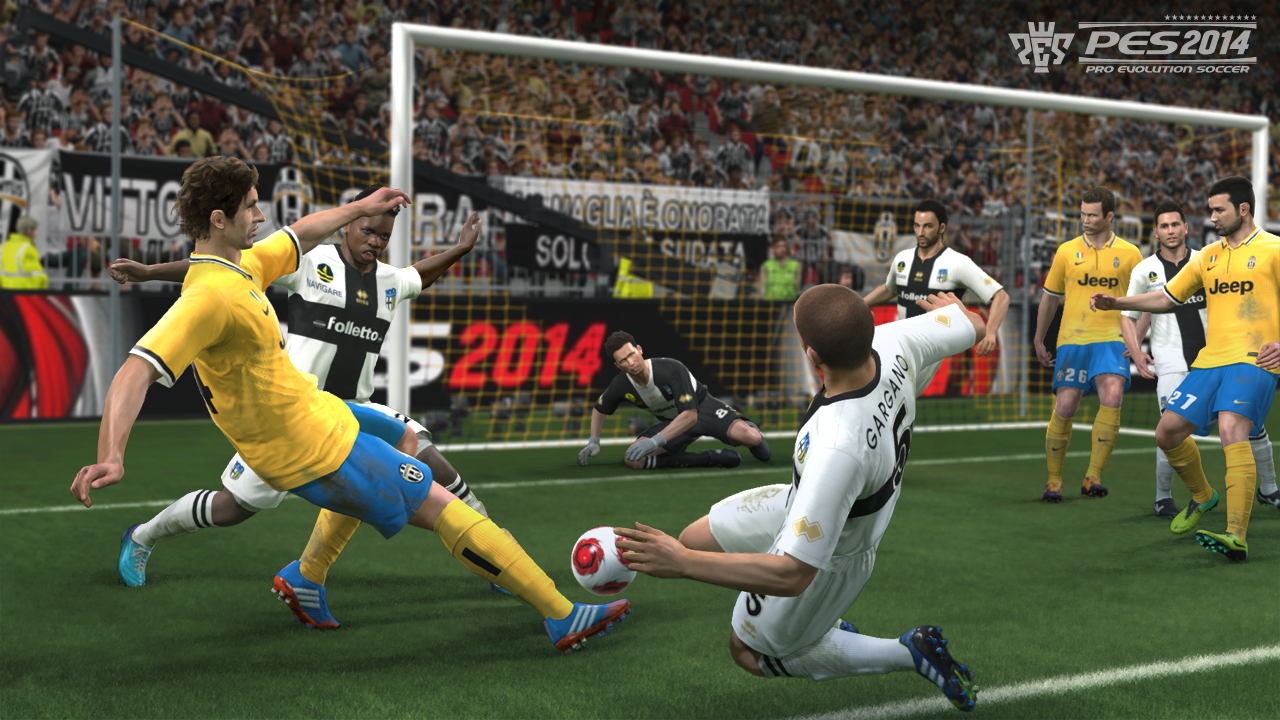 PES 2014 myPES released for iOS