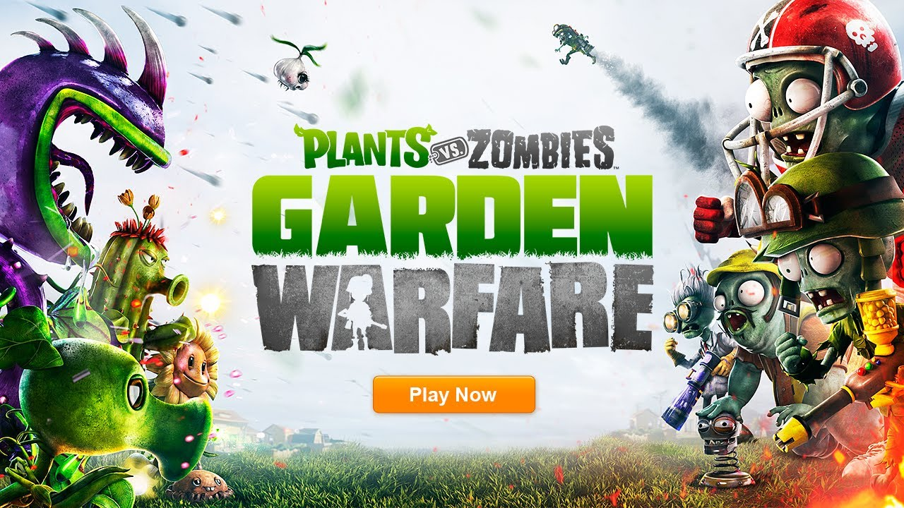 Plants vs. Zombies Garden Warfare Xbox One release date