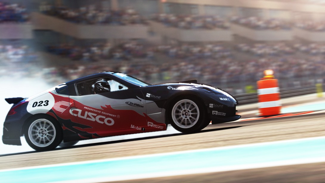Codemasters reveals GRID Autosport