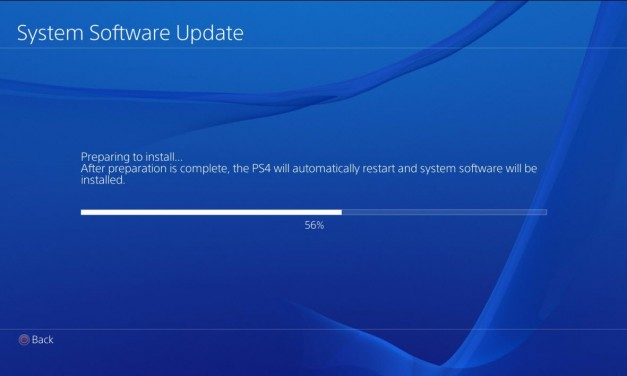 PS4 update 1.70 released