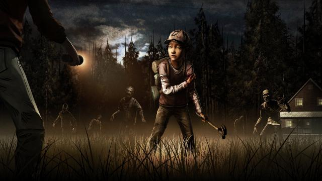 The Walking Dead: Season Two now on PS Vita