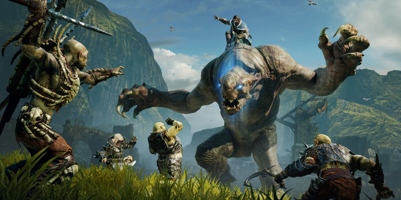 Middle Earth: Shadow of Mordor Trailer