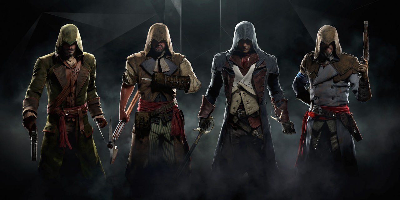 Assassins Creed Unity DLC coming January 14