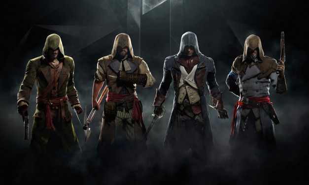 Assassins Creed Unity DLC coming January 14