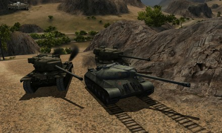 World of Tanks Racing Mode Goes Live