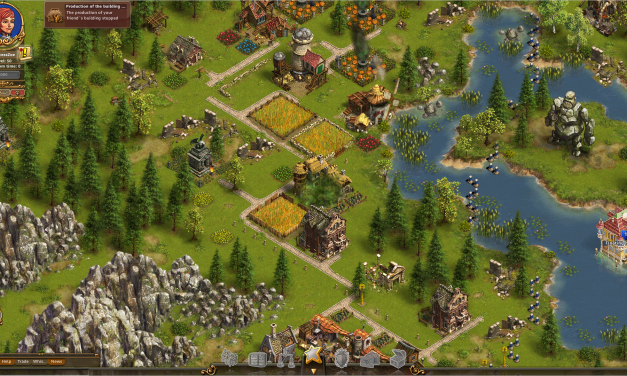 Settlers Online – Trick or Treat