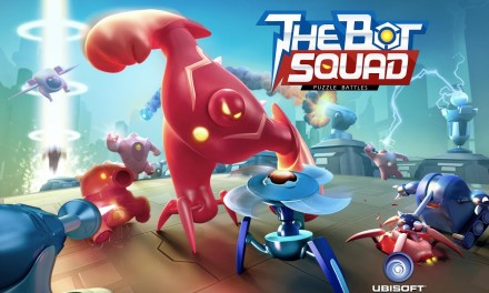 The Bot Squad Puzzle Battles now available