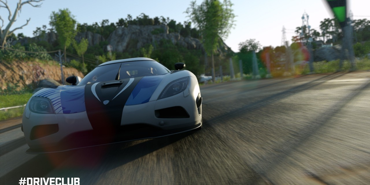 Driveclub – Just Drive