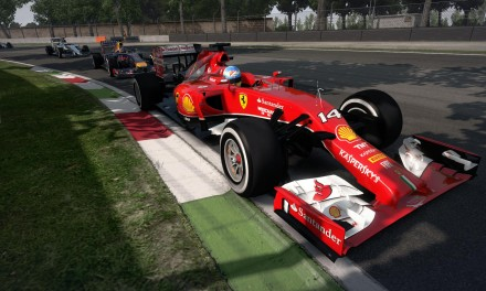 F1 2014 races into stores