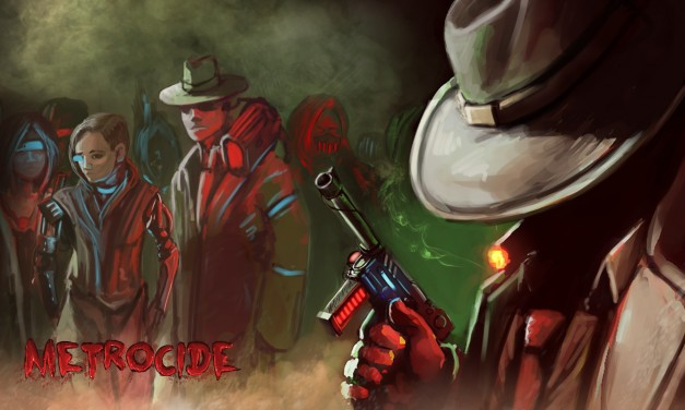 Metrocide now on Steam