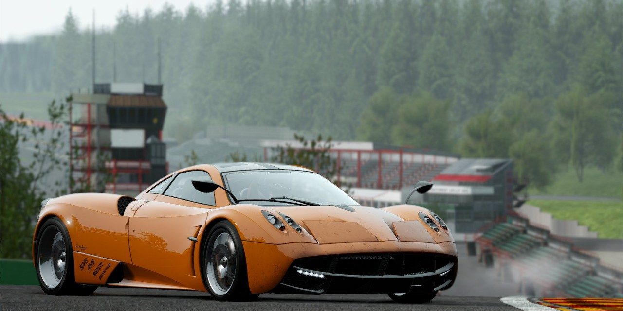 Project CARS moved to March 2015