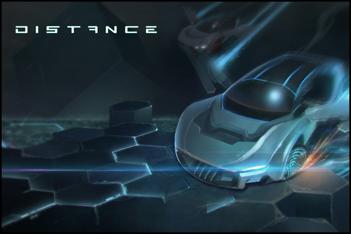 Distance gets Steam Early Access