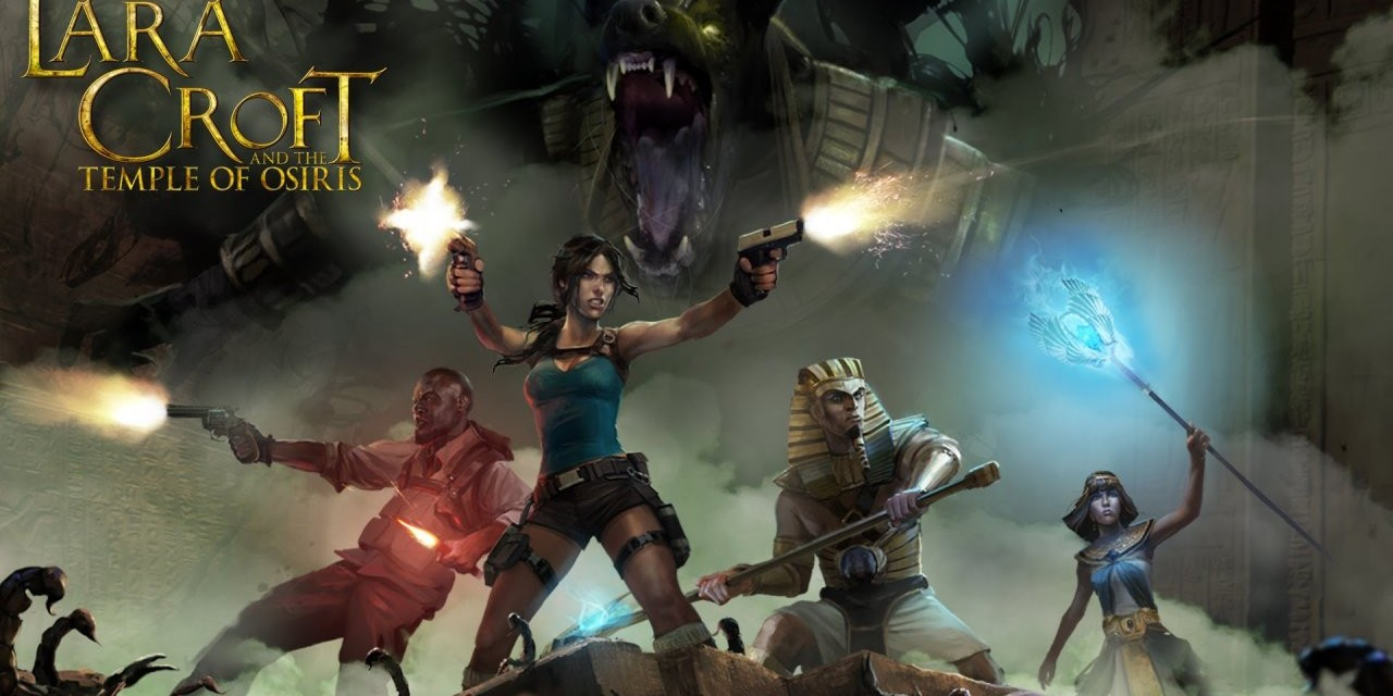 Lara Croft and the Temple of Osiris Video