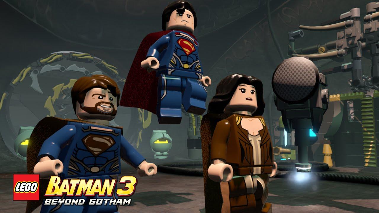 LEGO Batman 3: Beyond Gotham DLC Trailer - GameConnect