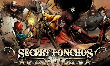 Secret Ponchos Out Today on PS4
