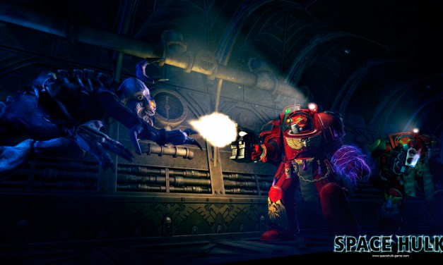 Space Hulk: Ascension Edition Available November 12th