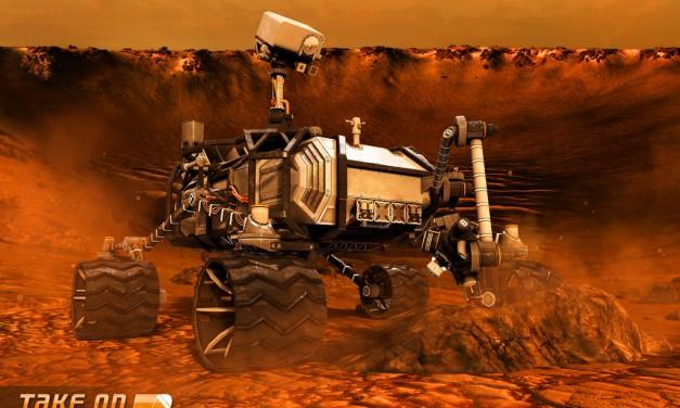 Take On Mars gets a huge update