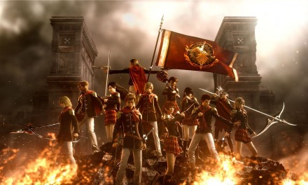 Final Fantasy Type-0 HD Jump Festa Trailer