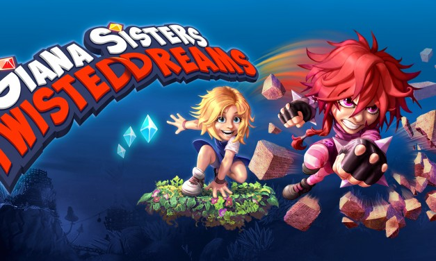 Giana Sisters: Twisted Dreams Launches for PS4