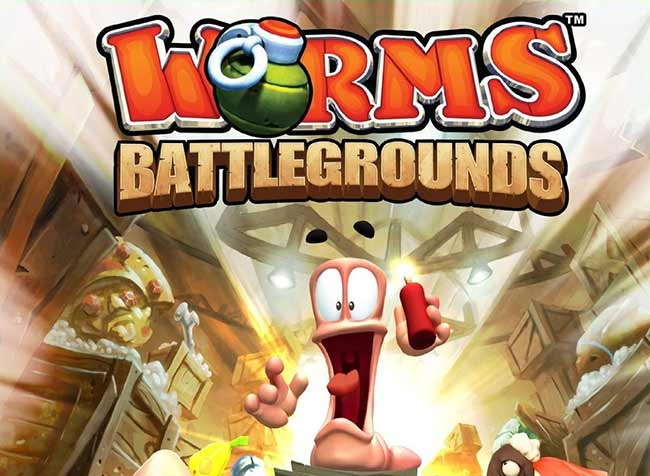 Worms Battlegrounds Alien Invasion DLC now on Xbox One