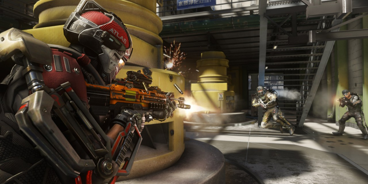 COD Advanced Warfare DLC coming