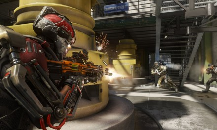 COD Advanced Warfare Havoc trailer
