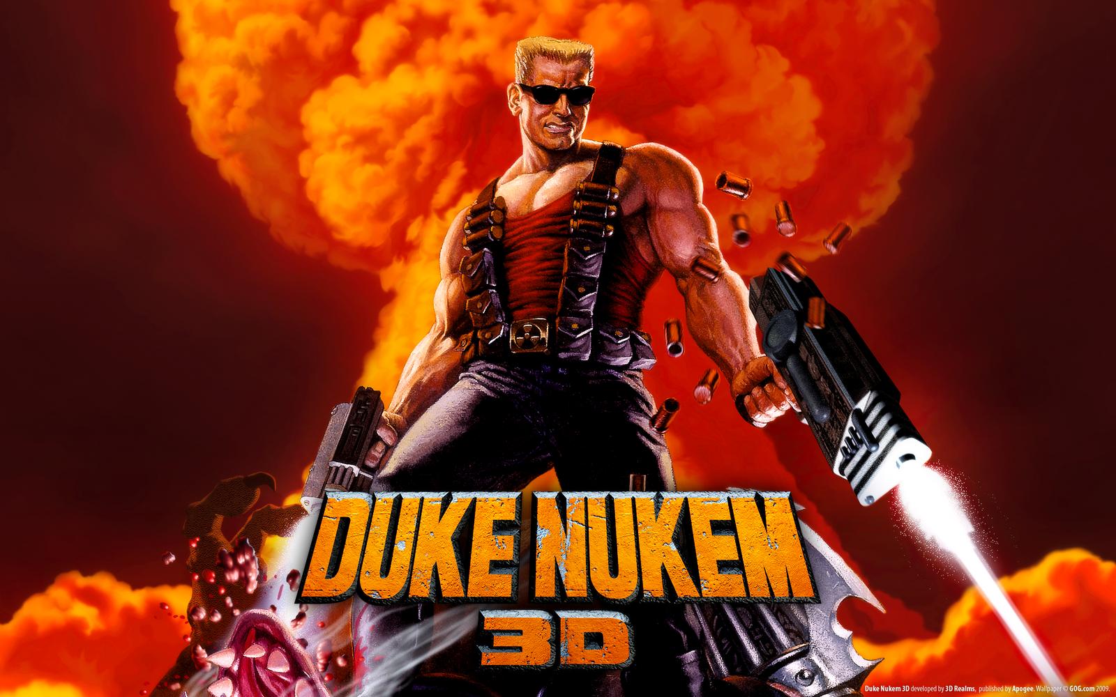 Online Duke Nukem