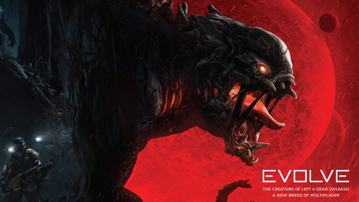 Evolve gets a 3gb update